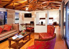 Exe Santafé Boutique Hotel - โบโกตา - เลานจ์