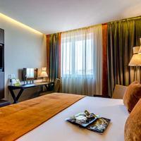 Eurostars Washington Irving Guestroom