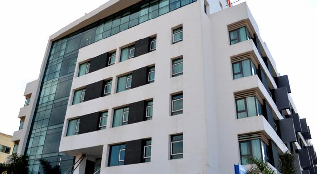 Eurostars Sidi Maarouf - Casablanca - Building