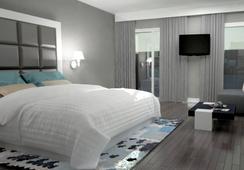 Eurostars Sidi Maarouf - คาซาบลังกา - ห้องนอน