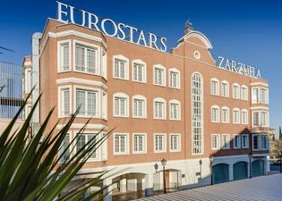 Eurostars Zarzuela Park