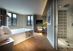Eurostars Porto Douro - ปอร์โต - ห้องนอน