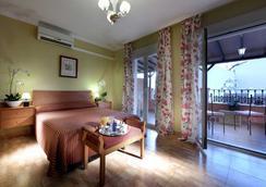Tribuna - มาลากา - ห้องนอน