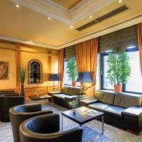 Hotel Regent Lobby