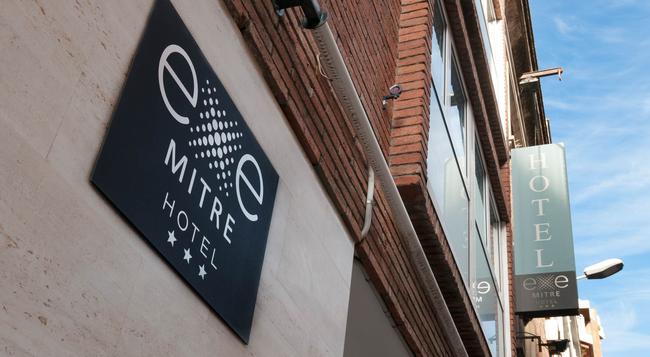 Exe Mitre - Barcelona - Building