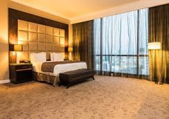 Eurostars Panama City - ปานามาซิตี้ - ห้องนอน