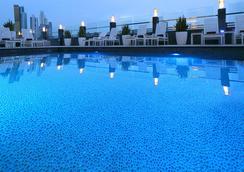 Eurostars Panama City - ปานามาซิตี้ - สระว่ายน้ำ