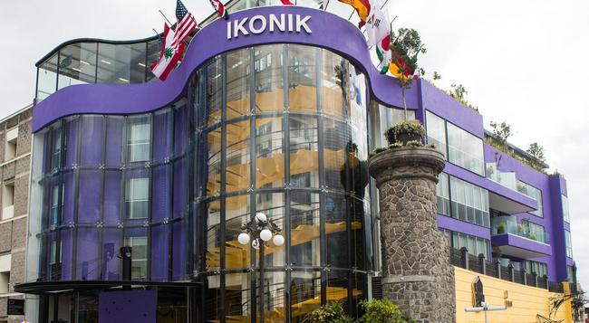 Ikonik Hotel Puebla - Puebla - Building