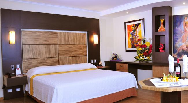 Exe Galería Man-Ging - Guayaquil - Bedroom