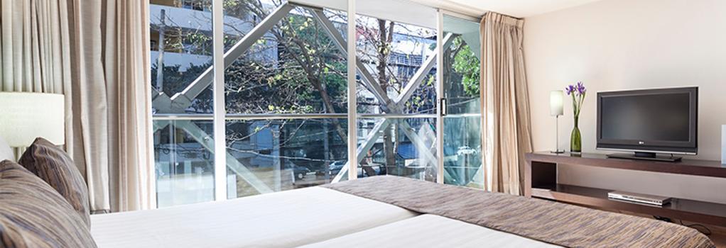 Eurostars Suites Reforma - Mexico City - Bedroom