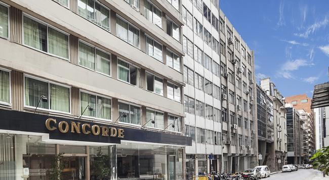 Concorde Hotel - Buenos Aires - Building