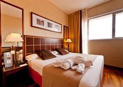 Eurostars Toledo - โตเลโด - ห้องนอน