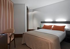 Domus Plaza Zocodover - โตเลโด - ห้องนอน
