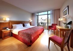 Eurostars Astoria - มาลากา - ห้องนอน