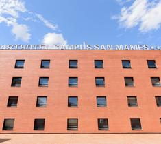 Exe Aparthotel Campus San Mames