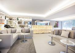 Habitat Residence Condo Hotel - ไมอามีบีช - ล็อบบี้