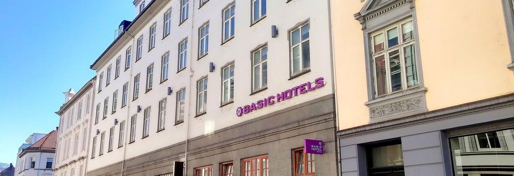 Basic Hotel Bergen - Bergen - Building