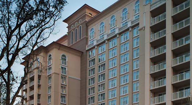 Myrtle Beach Marriott Resort and Spa at Grande Dunes - Myrtle Beach - Building