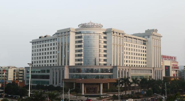Nanning Winwin Hotel - Nanning - Building