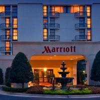 Charlotte Marriott SouthPark Exterior