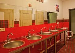 All Faces Hostel - เซนต์ปีเตอร์สเบิร์ก - ห้องน้ำ