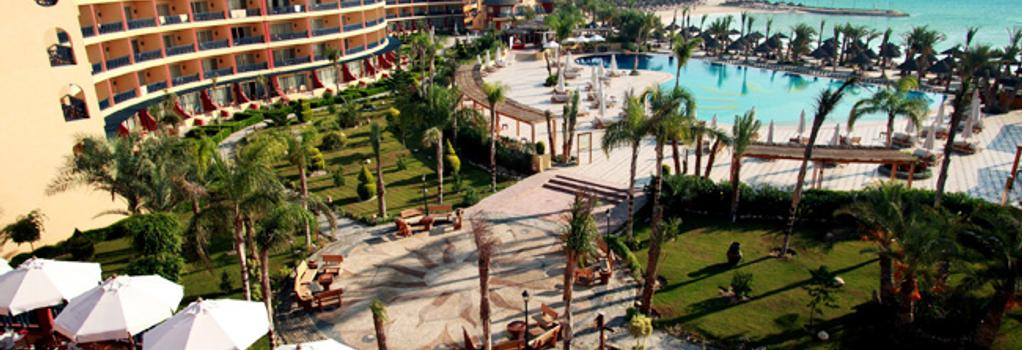 Carols Beau Rivage Hotel - Mersa Matruh - Building