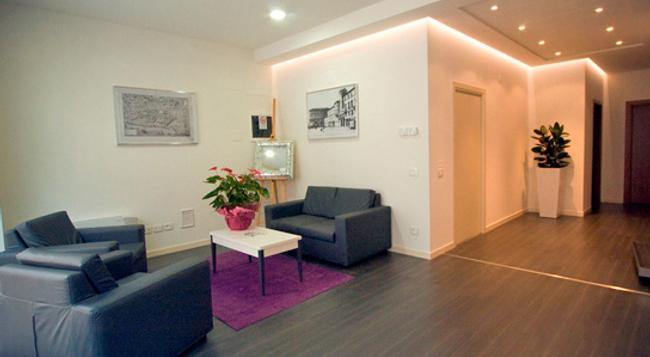 Giulio Cesare Hotel - Rimini - Lobby