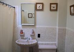Sofia Inn - บรูคลิน - ห้องน้ำ