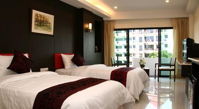 My Place @ Hua-Hin Hotel - Hua Hin - Bedroom