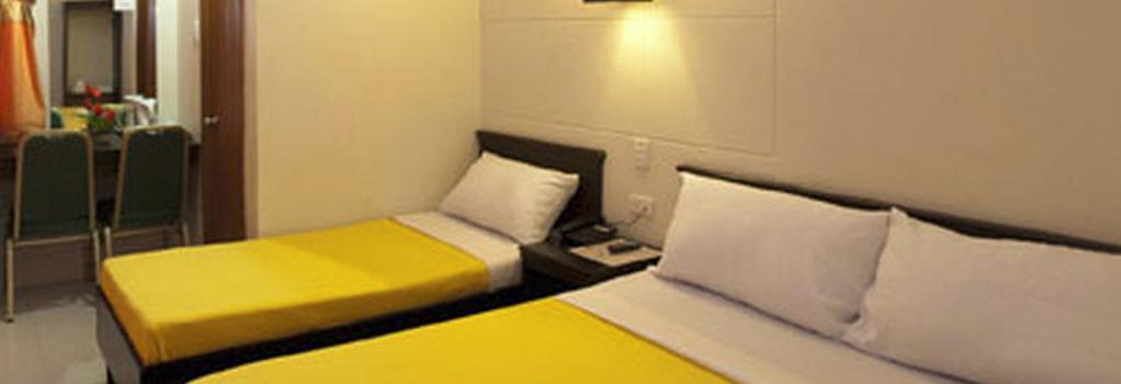 Valleyfront Hotel - Cebu City - Bedroom