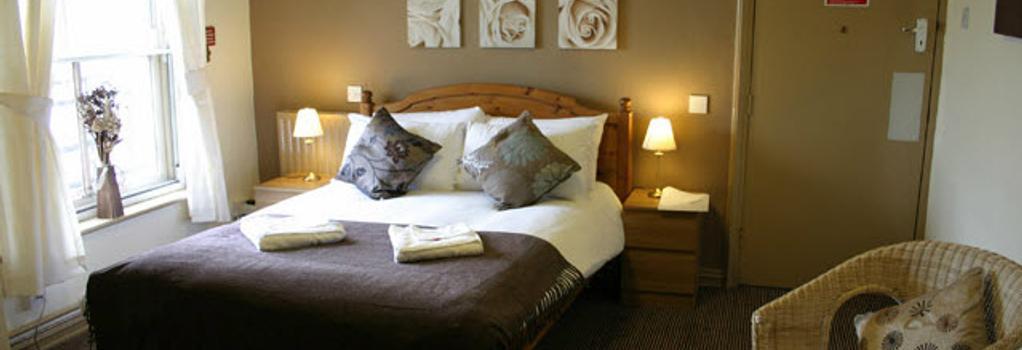 Sun Inn - Nottingham - Bedroom