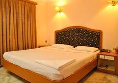 Hotel Atchaya - เชนไน - ห้องนอน