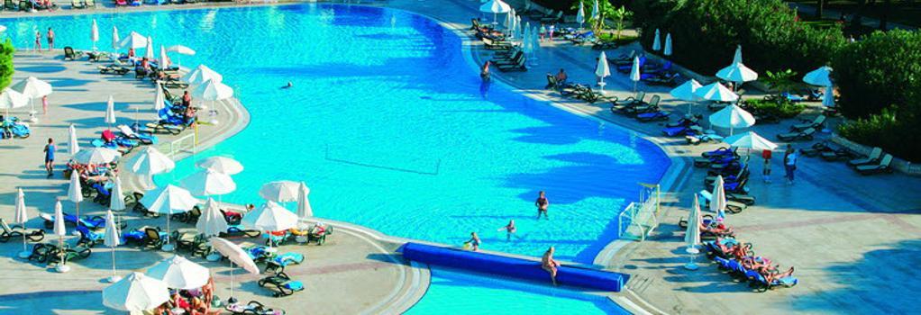 Green Max Hotel Belek - Belek - Pool