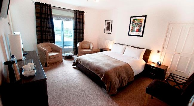 Raby Hunt Inn & Restaurant - Darlington - Bedroom