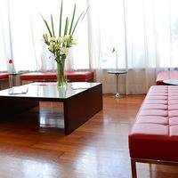 Apart Hotel & Spa Congreso Lobby Sitting Area