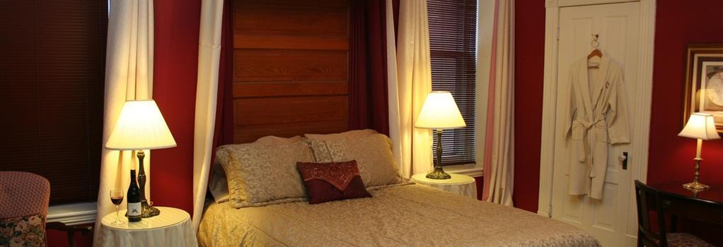 Napoleon's Retreat Bed & Breakfast - St. Louis - Bedroom