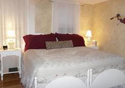 Cliff Lodge - แนนทัคเก็ต - ห้องนอน
