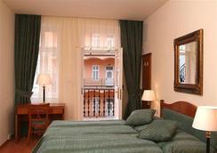 Hotel Ariston & Ariston Patio - ปราก - ห้องนอน