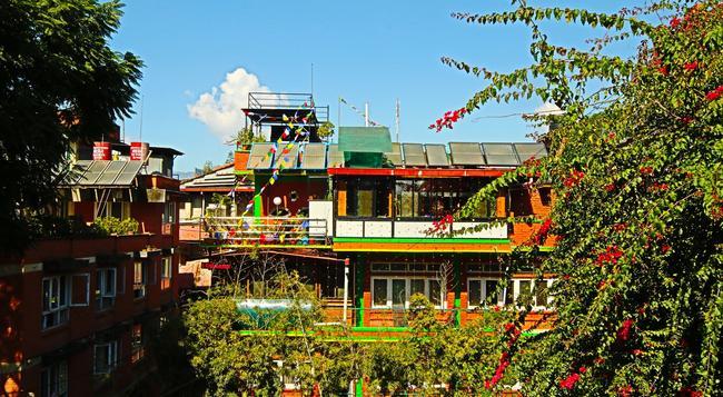 Shangri-la Boutique Hotel - Kathmandu - Building