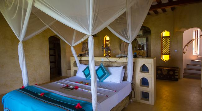 Matemwe Retreat - Zanzibar - Bedroom