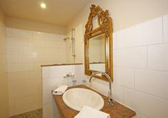Gutenberger Hotel & Restaurant - ลูเบค - ห้องน้ำ