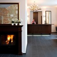 The von Stackelberg Hotel Tallinn Lobby
