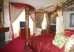 Queen Anne Hotel - ซานฟรานซิสโก - ห้องนอน