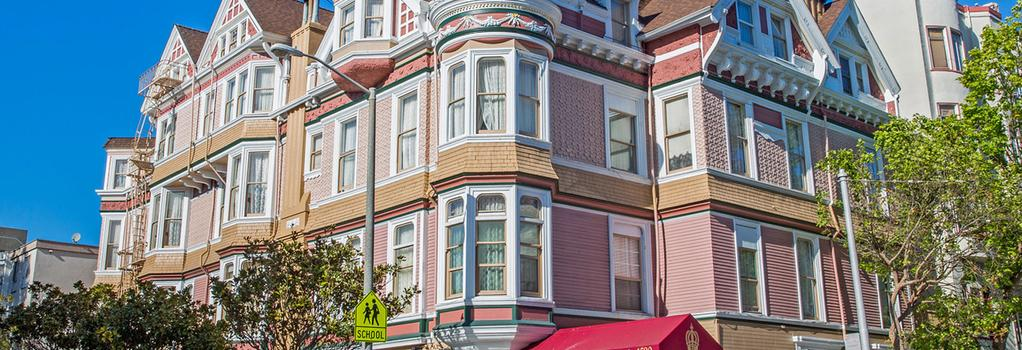 Queen Anne Hotel - San Francisco - Building