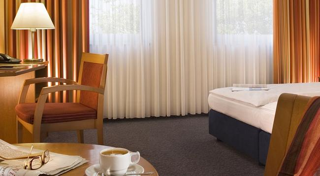 Centro Park Hotel Berlin-Neuköln - Berlin - Bedroom