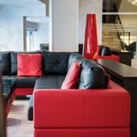 Salles Hotel Malaga Centro Lobby Lounge