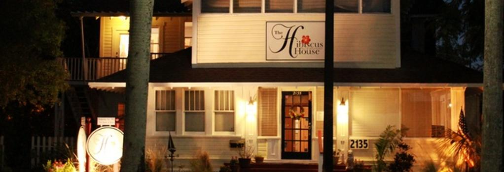 The Hibiscus House Bed & Breakfast - Fort Myers - Building