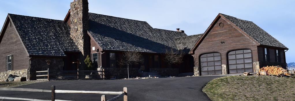 Windmill Inn LLC - Cody - Outdoor view