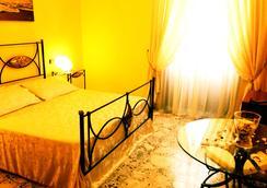 Hotel Sant'Eligio - เนเปิลส์ - ห้องนอน