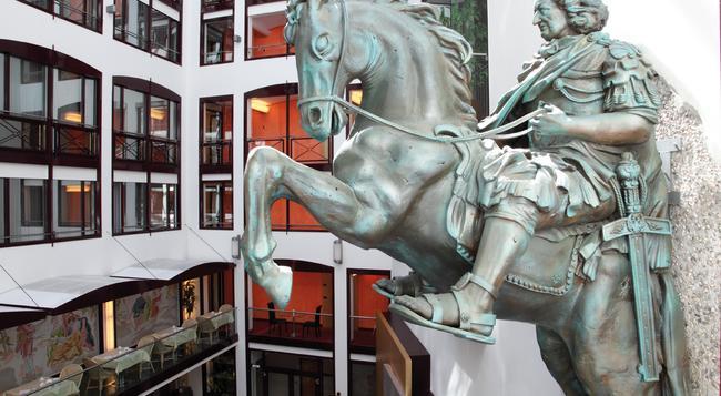 Derag Livinghotel Großer Kurfürst - Berlin - Building